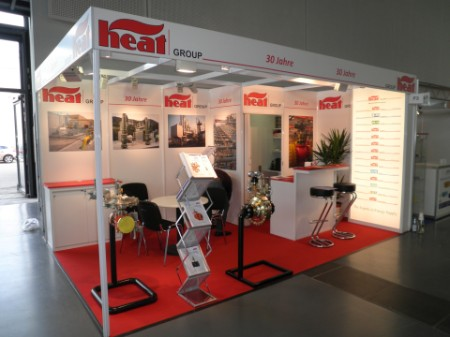 Messestand Nr.1 günstig mieten ab € 75,00 m2/netto (€ 89,25 brutto).  Rent a fair booth nr.1
